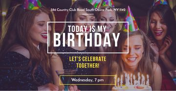Birthday party in South Ozone park
