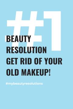 Beauty resolution Announcement