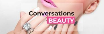 Beauty conversations website