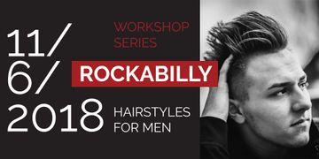 Workshop series Ad