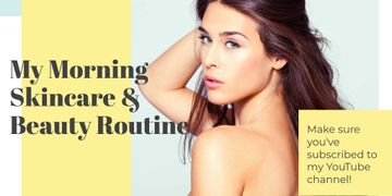 Skincare & Beauty routine channel
