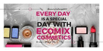 Cosmetics Kit Ad