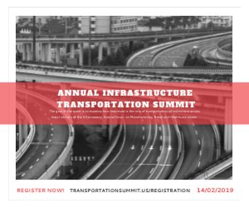 Annual infrastructure transportation summit