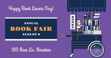 Annual book fair poster