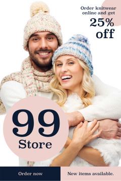 Online knitwear store