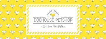 Pet shop bright Annoucement