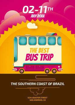 Brazil Bus trip offer