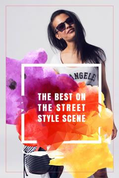 The best on the street style scene