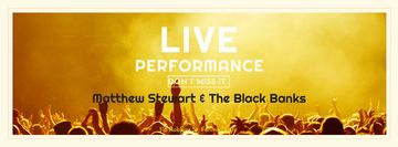 Live performance Annoucement