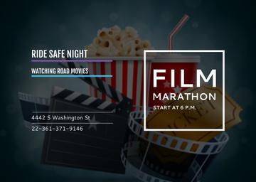 Film marathon night