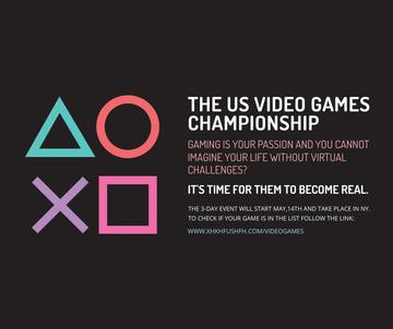 Video Games Championship announcement
