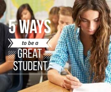 5 ways to be a great student poster