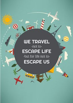 Travel inspiration with World Famous Attraction