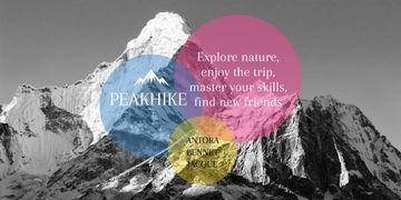 Peak hike trip announcement