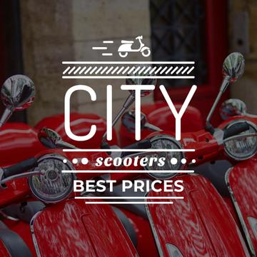 City scooters Store Offer