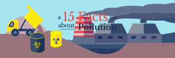 15 facts about pollution banner