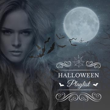 Halloween playlist with Spectacular Woman