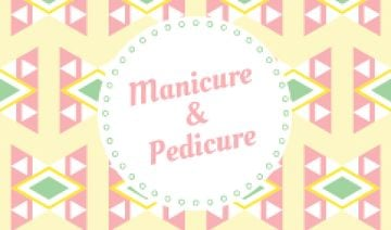 Manicure and pedicure Offer