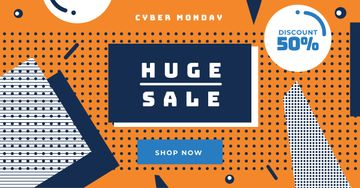 Huge Sale on Cyber Monday