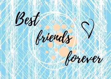 best friends forever poster