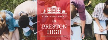 Welcome back to Preston high