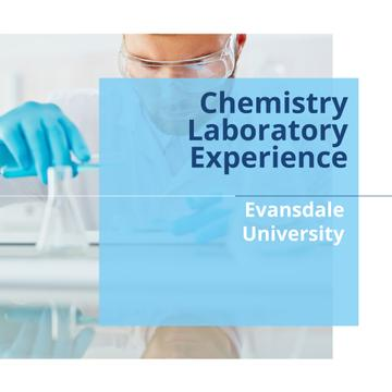 Chemistry laboratory Experience