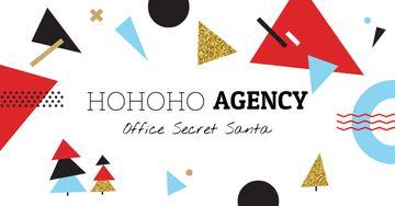 HOHOHO agency poster