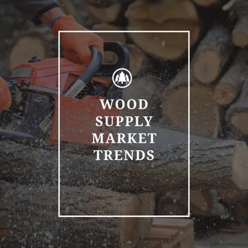 Wood supply market trends