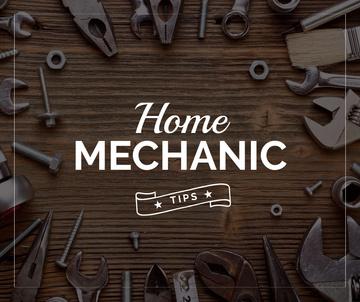Home Mechanic Tools and Equipment