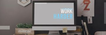 work harder motivational poster