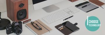 Gadgets on Table
