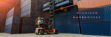 Michigan warehouses poster