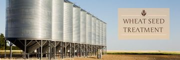 Agriculture with Large Industrial Containers