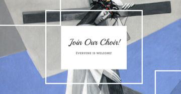 Join our Choir Card