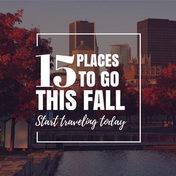 Autumn Season in City Inspiration