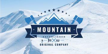 Mountain original company logo