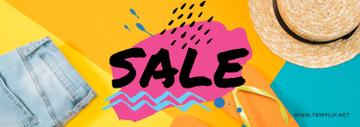 Bright Sale Offer with summer Clothes