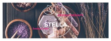 Aromatherapy in beauty center Offer