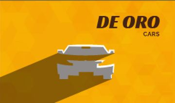 Cars Company Logo in Yellow