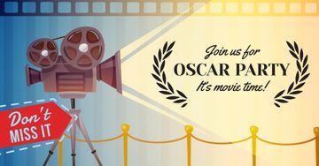 Annual Academy Awards announcement