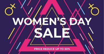 Women's day sale
