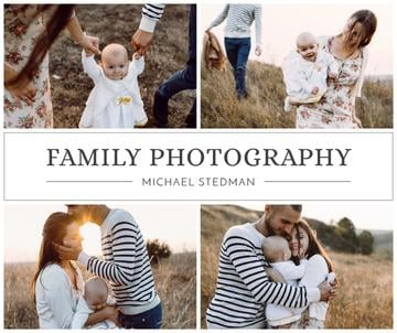 Family Photography Loving Parents with Baby