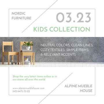 Kids Furniture Sale with wooden chairs