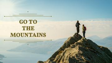Mountains Hiking Tour Offer Travelers Enjoying View