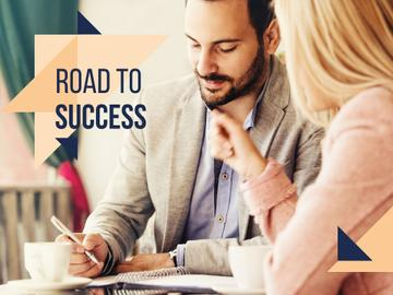 Road to business success