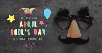 Jill's Joke shop for April Fools Day