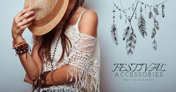 Music and Arts Coachella Festival accessories