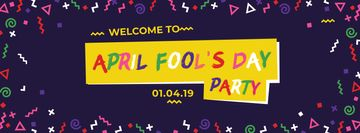April Fools Day Party Annoucement