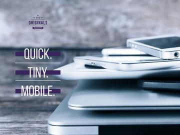 Mobile phone Offer Ad