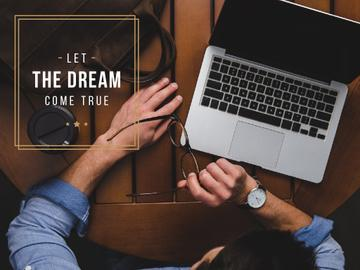 Let the dream come true about computer